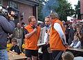 Lars Cohrs (links) und Ludger Abeln (rechts) mit Hubert Frye, Bürgermeister der Gemeinde Saterland.jpg