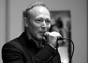 Lars Mikkelsen - Mikkelsen in 2015