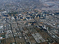 Las Vegas strip from the air (3191356127).jpg