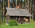 Latvian Ethnographic Open-Air Museum - bathouse (banya).JPG
