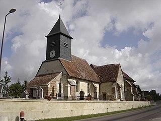 Laubressel Commune in Grand Est, France
