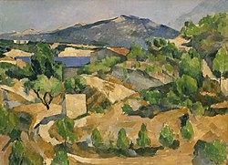 Paul Cézanne: François Zola Dam