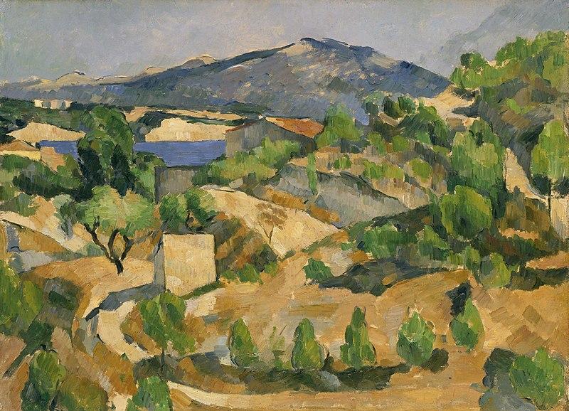 File:Le Barrage de François Zola, par Paul Cézanne, NMW A 2439.jpg