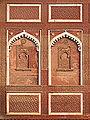Le Palais de Jahangir (Fort Rouge, Agra) (8513106991).jpg