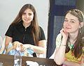 Le Peruggine al Yaoi cosplay contest 2008 - perugia.JPG