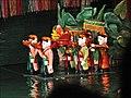 Le théâtre de marionnettes sur leau Thang Long (Hanoi) (4353793026).jpg