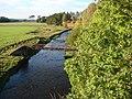 Leadoer Water, seen from Lauder Bridge - geograph.org.uk - 579043.jpg