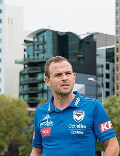 Leigh Broxham Australian soccer player
