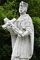 Lengyeltóti, Nepomuki Szent János-szobor 2021 13.jpg