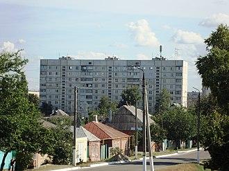 Vovchansk - Skyline of Vovchansk