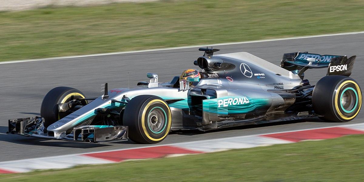 Rennstart Formel 1