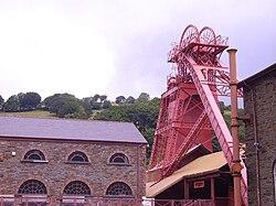 Lewis Merthyr Colliery