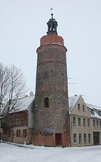 Lichtenburg gate tower