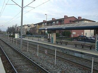 Lick Mill station - Lick Mill Station, 2010