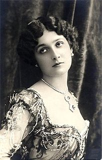 Lina Cavalieri Operatic soprano