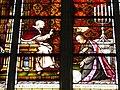 Linzer Dom - Fenster - Leo XIII und Bischof Müller.jpg