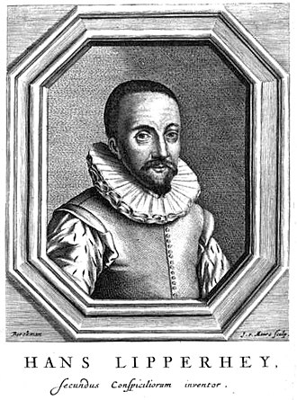 Hans Lippershey - Image: Lipperhey portrait