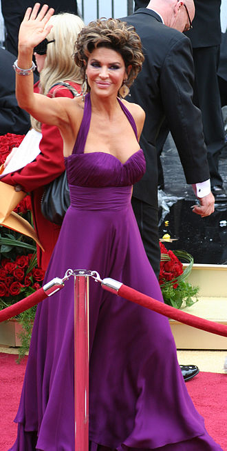 Lisa Rinna - Rinna at the 81st Academy Awards in 2009