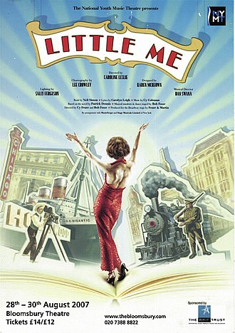 National Youth Music Theatre - Image: Little Me