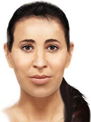 Little Miss Lake Panasoffkee - Additional facial reconstruction of the victim.