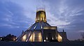 Liverpool Metropolitan Cathedral at dusk.jpg