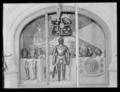 Livrustkammaren på Nordiska museet, 1915 cirka - Livrustkammaren - 25813.tif