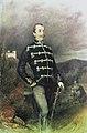 Llewellyn Kast, Schlossherr von 1875-1885 auf einem Gemälde von Schnorr Karolsfeld.jpg