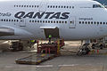 Loading containers into Qantas aircraft.jpg