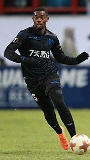 Wylan Cyprien French footballer