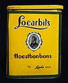 Locarbits Hoestbonbons blik, Lonka Breda, foto1.JPG