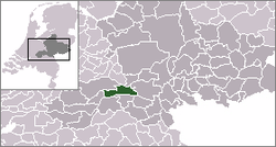 Location of Kesteren