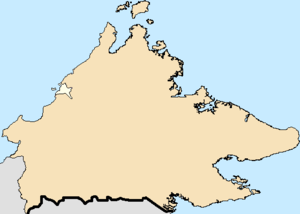 Kota Kinabalu is located in Kota Kinabalu