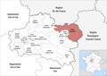 Locator map of Kanton Courtenay 2019.png
