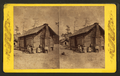 Log cabin. Florida, from Robert N. Dennis collection of stereoscopic views.png