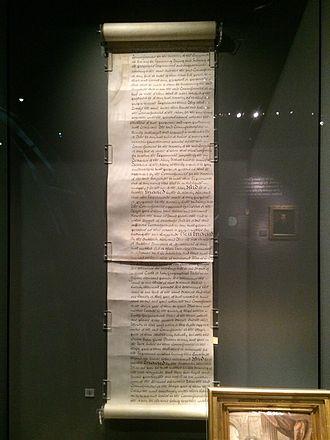 Longitude Act - The original Longitude Act 1714