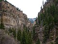 Looking Back Down Canyon dyeclan.com - panoramio.jpg