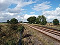Looking NW from Thornton Abbey Station - geograph.org.uk - 57485.jpg
