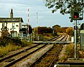 Looking north-westwards from Filey Station - geograph.org.uk - 1546936.jpg