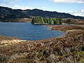Looking over Loch Derculich to the east boathouse - geograph.org.uk - 406276.jpg