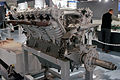 Lorraine 400hp aircraft engine front-right 2010 The Sky and Space.jpg