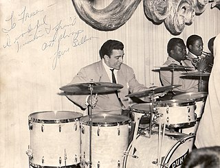 American jazz drummer, a composer, arranger, bandleader, and jazz educator