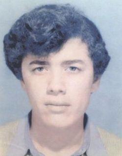Lounès Matoub Algerian musician (1956 - 1998)