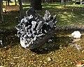 "Lovers' Park - ""Coeur d'obsidienne"" de Jean-Michel Othoniel.JPG"