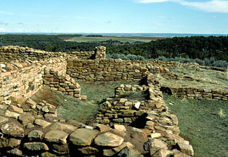 National Register of Historic Places listings in Montezuma County, Colorado - Image: Lowry Pueblo ruins
