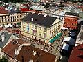 Lublin - trybunał (stary ratusz) z góry gl.JPG