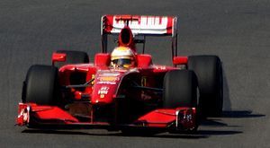 2009 European Grand Prix - Luca Badoer qualified last for his first Grand Prix in ten years.