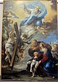 Luca giordano, sacra famiglia coi simboli della passione, 1660, da ss. giuseppe e teresa a pontecorvo.JPG