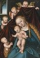 Lucas Cranach d.Ä. - Madonna mit dem Jesuskind und Johannes (Detroit Institute of Arts).jpg