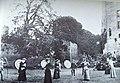Ludlow Castle archery 1889.jpg