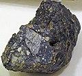 Lunaite (lunar breccia) (Northwest Africa 8586 Meteorite) 1 (17383646595).jpg